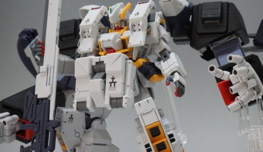 【AOZ】ガンダムTR-1[ヘイズル・アウスラ]ギガンティック・アーム・ユニット装備 組合せレビュー