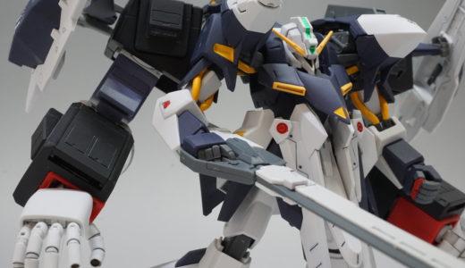 【AOZ】ギャプランTR-5[フライルー]ギガンティック・アーム・ユニット装備 レビュー