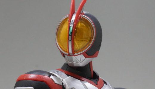 【Figure-rise Standard】仮面ライダーファイズ レビュー