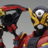 【Figure-rise Standard】仮面ライダーゲイツ レビュー