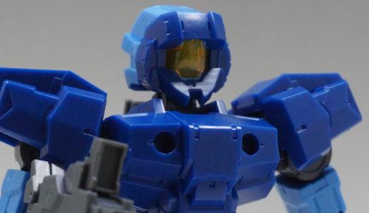 【30MM】eEXM-17 アルト[ブルー] レビュー