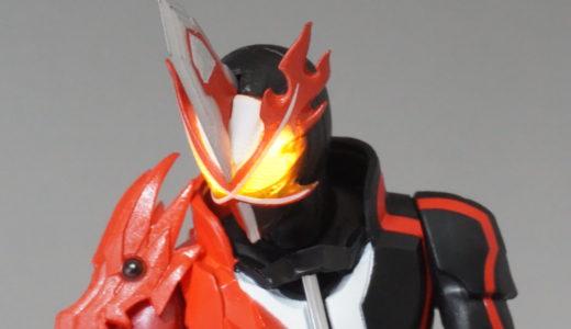 【ガシャポン】アルティメットルミナスプレミアム 仮面ライダーセイバー レビュー