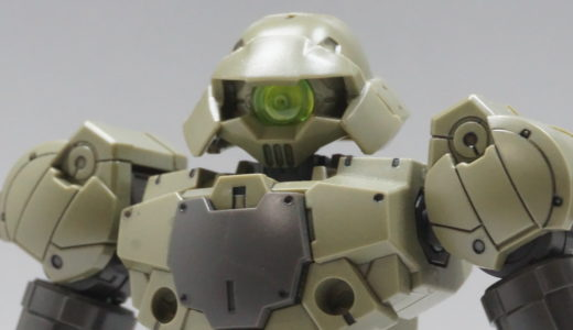 【30MM】bEXM-15 ポルタノヴァ[グリーン] レビュー