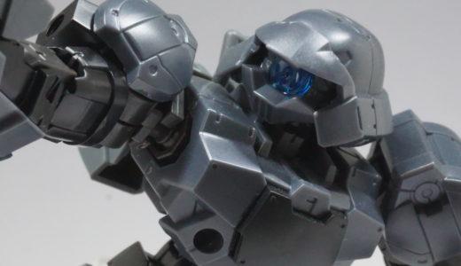 【30MM】bEXM-15 ポルタノヴァ[グレー] レビュー