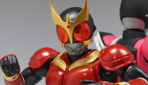【Figure-rise Standard】仮面ライダークウガ マイティフォーム(ディケイドVer.)【プレバン】レビュー