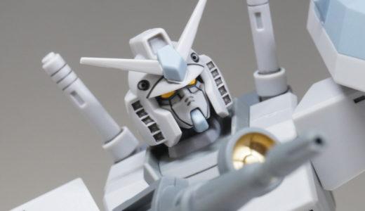 【HGUC】RX-78-3 G3ガンダム レビュー